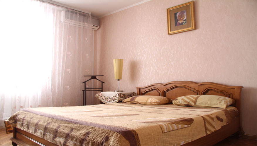 ASEM Residence Apartment is a 3 rooms apartment for rent in Chisinau, Moldova