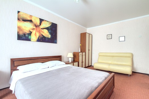 Rent apartment in Chisinau: 1 room, 1 bedroom, 31 m²