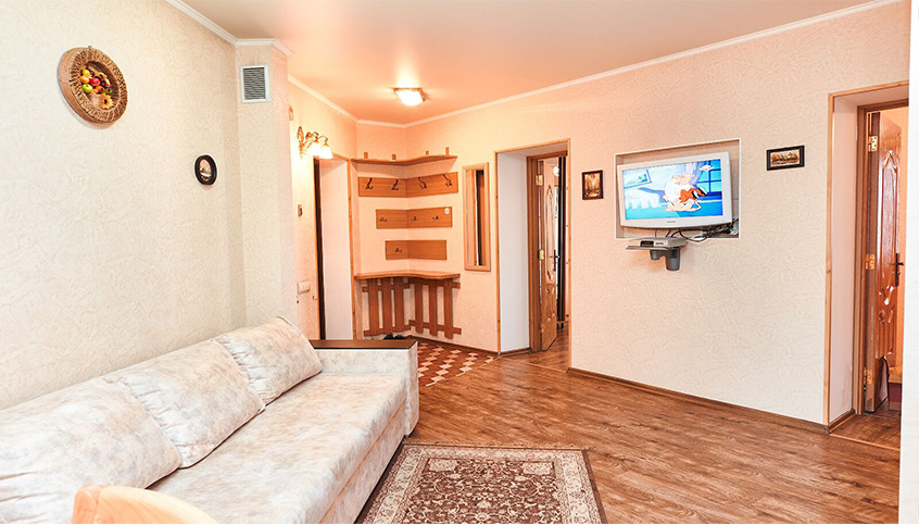 3 ROOM APARTMENT WITH JACUZZI