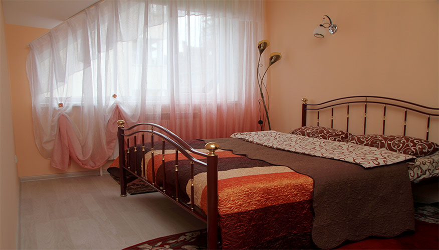 Lofted Central Apartment is a 2 rooms apartment for rent in Chisinau, Moldova