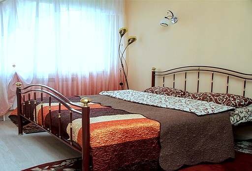 Rent apartment in Chisinau: 2 rooms, 1 bedroom, 43 m²