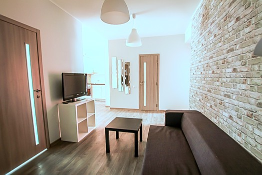Available rent for students near Medicine University: 3 rooms, 2 bedrooms, 70 m²