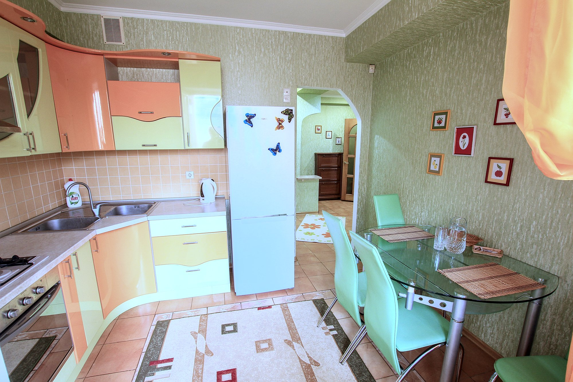 Rent a studio with a flowered terrace: 1 room, 1 bedroom, 53 m²