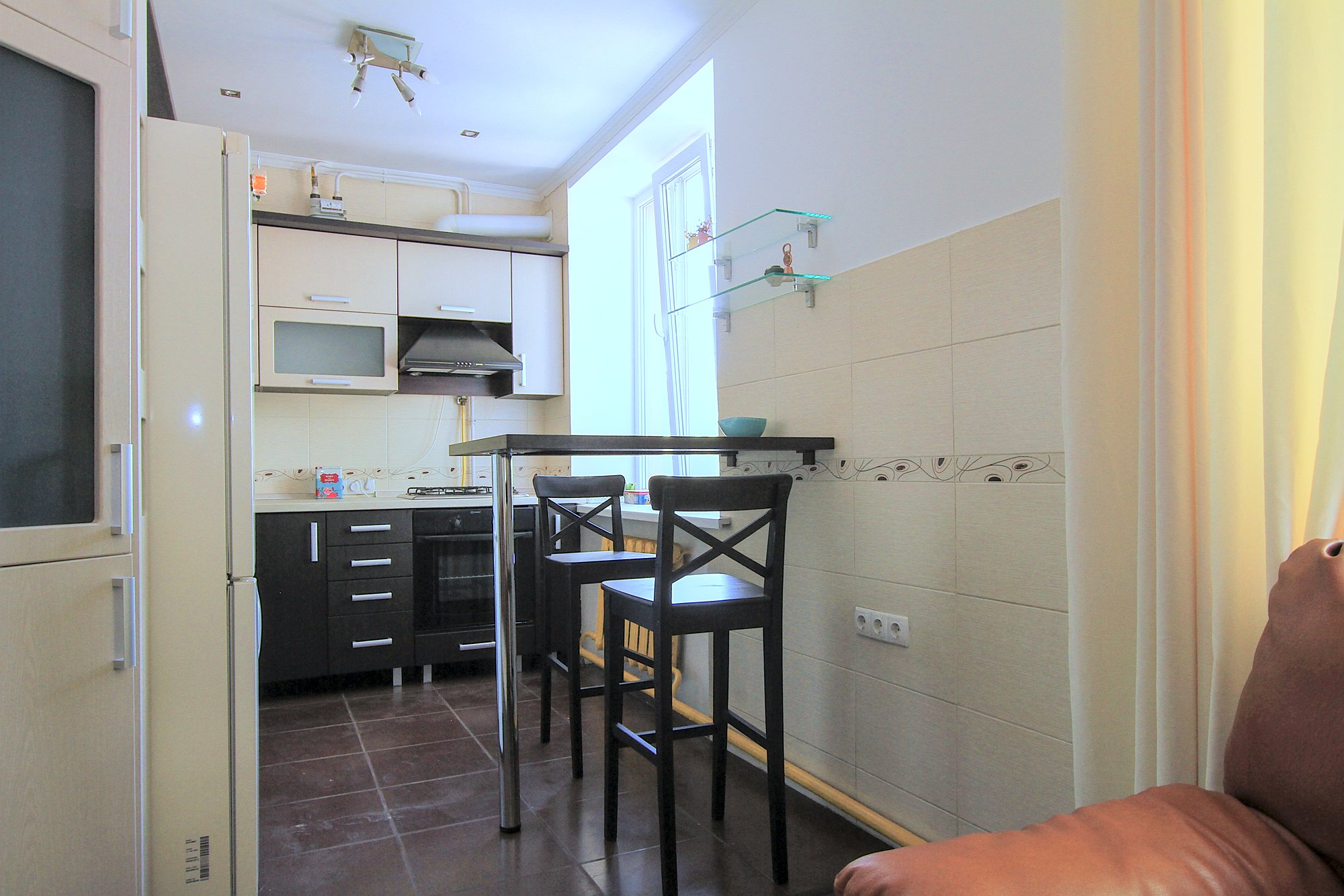 2 rooms apartment for rent in Chisinau, Strada Calea Ieşilor 16