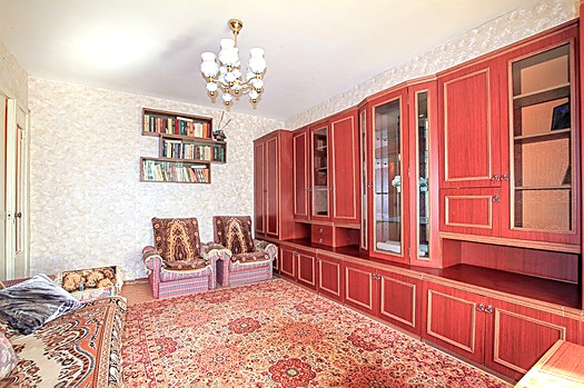 Rent apartment in Chisinau: 2 rooms, 1 bedroom, 50 m²