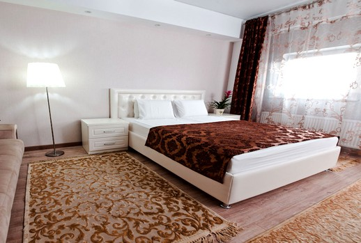 Rent apartment in Chisinau: 1 room, 1 bedroom, 50 m²