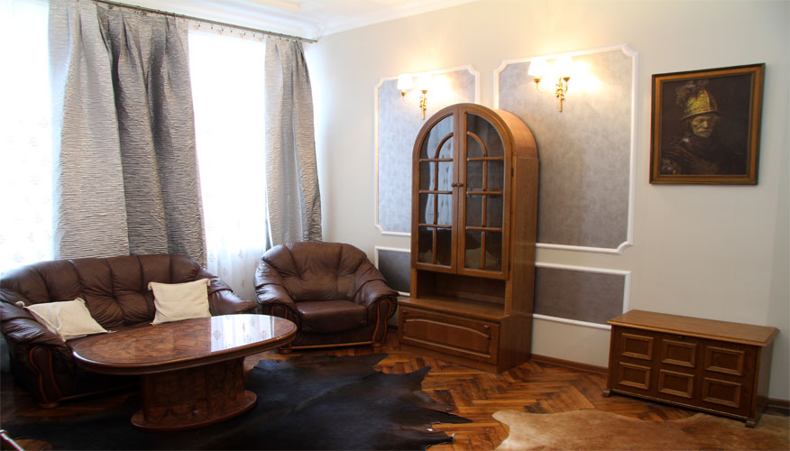 FOR RENT IN CHISINAU CITY CENTER
